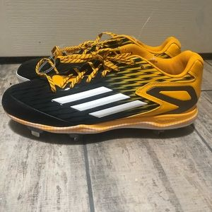 Adidas Litestrike SPG Metal Baseball Cleats, 15
